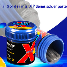 for iPhone X XS MAX Solder Paste Lead Free Soldering Paste 148 Low Temp XP5 Solder Tin Flux For Motherboard PCB Repair Tool