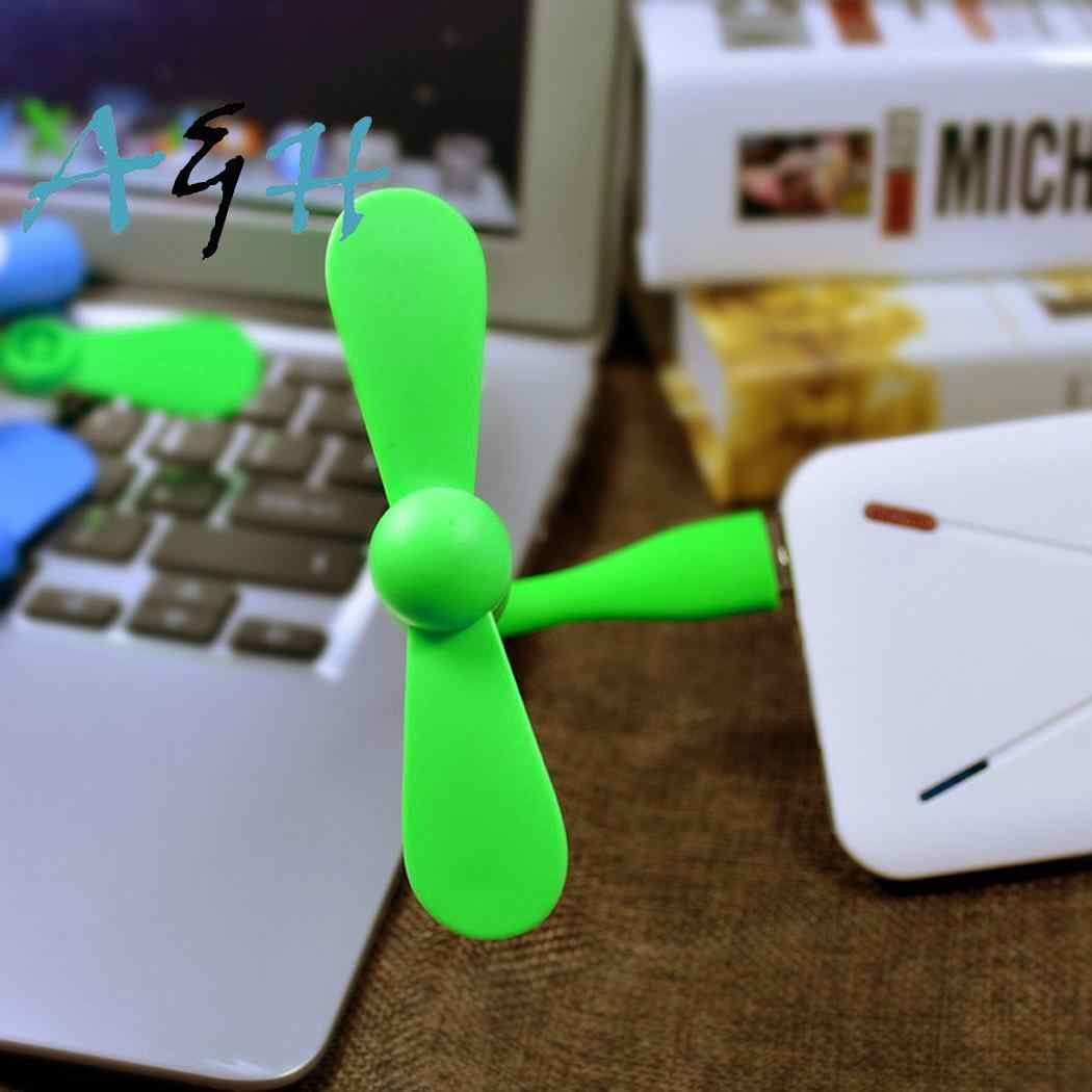 Typ C USB-C Flexible Mini Kühlen Fans für Samsung LG Oneplus Xiaomi Mi5 Mi5s MI4C Huawei P9 P10 Macbook Typ -c jack interface fan