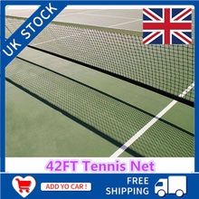 International standard Tennis Net WIth Wire 42ft 12.8M X 108