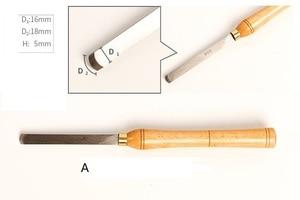 Image 3 - Новый токарный инструмент 8 видов HSS для деревообработки, набор долот, токарный нож, токарные инструменты для дерева