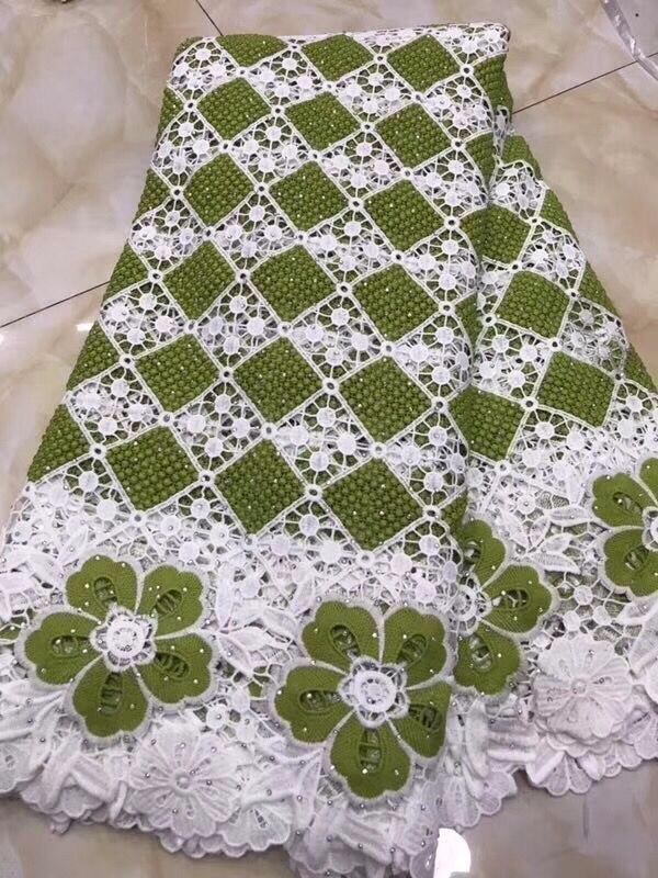 높은 품질 나이지리아 결혼식 아프리카 레이스 패브릭 guipure 코드 레이스 패브릭 결혼식 파티에 대 한 보라색 색상 5 yards/lot-에서레이스부터 홈 & 가든 의  그룹 1