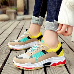 Winter New Sneakers Women Flats Shoes Fashion Casual Suede Women's Sneakers Women White Platform Sneakers Chaussures Femme