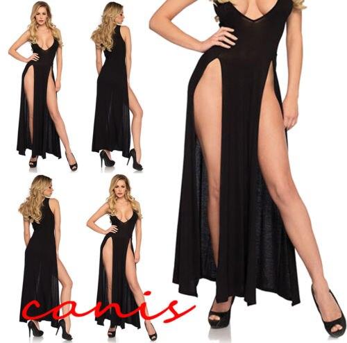 Women Lingerie Underwear Lace Robe Dress Babydoll Nightdress Nightgown Sleepwear