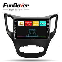 Funrover 4G+64G octa core android 8.1 car radio multimedia player for changan cs35 autoradio 2 din car dvd gps navigation dsp fm