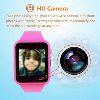 U10 Anti-Lost Smartwatch Children Kids Smart Wristwatch Activity Tracking Watch(pink) 4