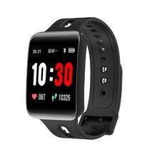 TF1 обновления GT98 Смарт-часы Для мужчин Для женщин Ip67 Водонепроницаемый мульти-режимы тренировок крови Давление монитор сердечного ритма умные часы для фитнеса