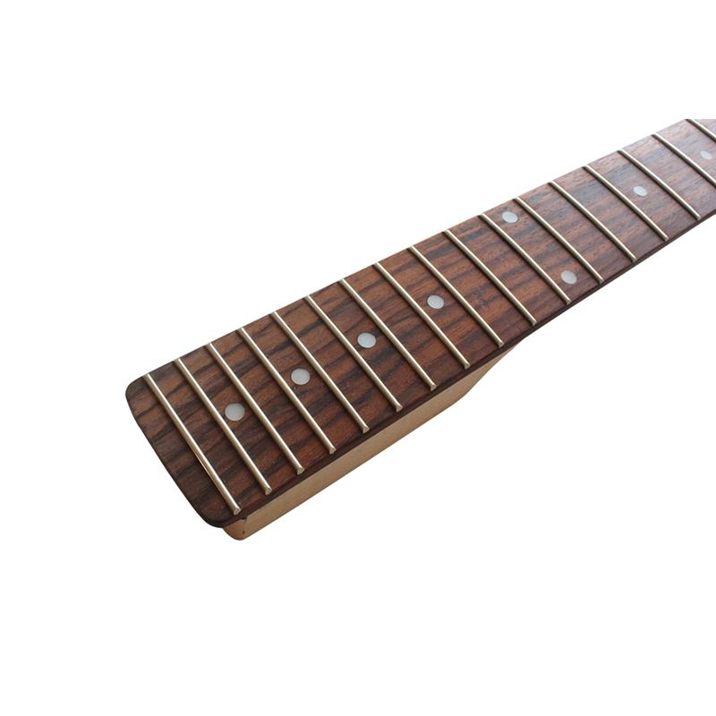Image 4 - 22 Frets Maple Guitar Neck Rosewood Fingerboard Neck for Fender Tele Replacement Guitar Accessories Parts-in Guitar Parts & Accessories from Sports & Entertainment