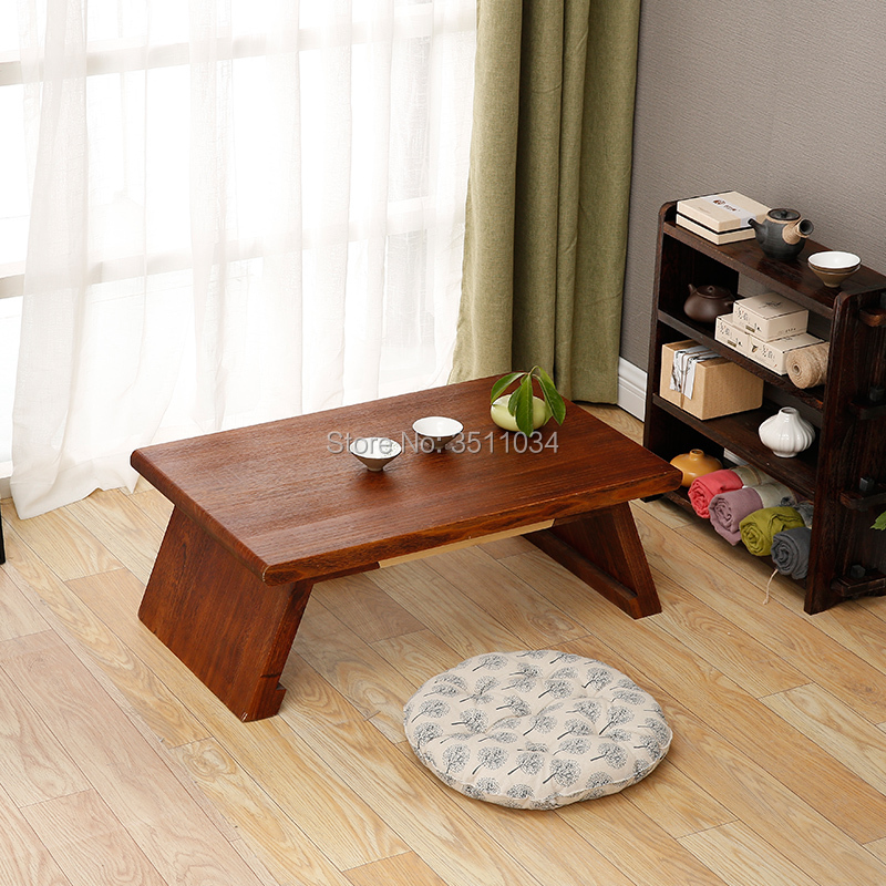 80x50x30cm Japanese Antique Tea Table Rectangle Paulownia Wood Traditional Asian Furniture Living Room Low Dinner Floor Table80x50x30cm Japanese Antique Tea Table Rectangle Paulownia Wood Traditional Asian Furniture Living Room Low Dinner Floor Table