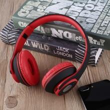 Fones de Ouvido Bluetooth Esportes Sem Fio Toque de Fone de Ouvido Estéreo Fone de Ouvido Com Microfone FM Suporte & Cartão de Leitura Com Cabo USB