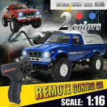 1/16 WPL Cherokee C-24 Jeep 4WD Mobil Remote Control(China)