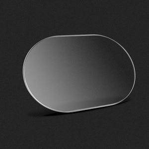 Image 4 - 1 par de película de niebla de agua Anti agua Nano revestimiento a prueba de lluvia espejo retrovisor ventana película protectora