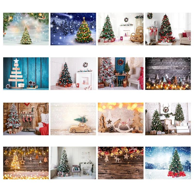 Christmas Theme Digital Photography Background Cloth Photo Studio Backdrop ross noble leeds