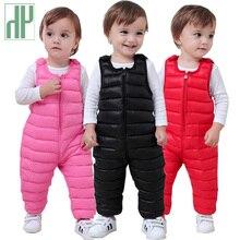 HH Children pants for girls leggings Cotton warm winter toddler trousers boys pants waterproof kids pants Outwear baby overalls недорого