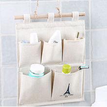 5 карманная настенная сумка для хранения, органайзер, водонепроницаемая вешалка для ванной комнаты