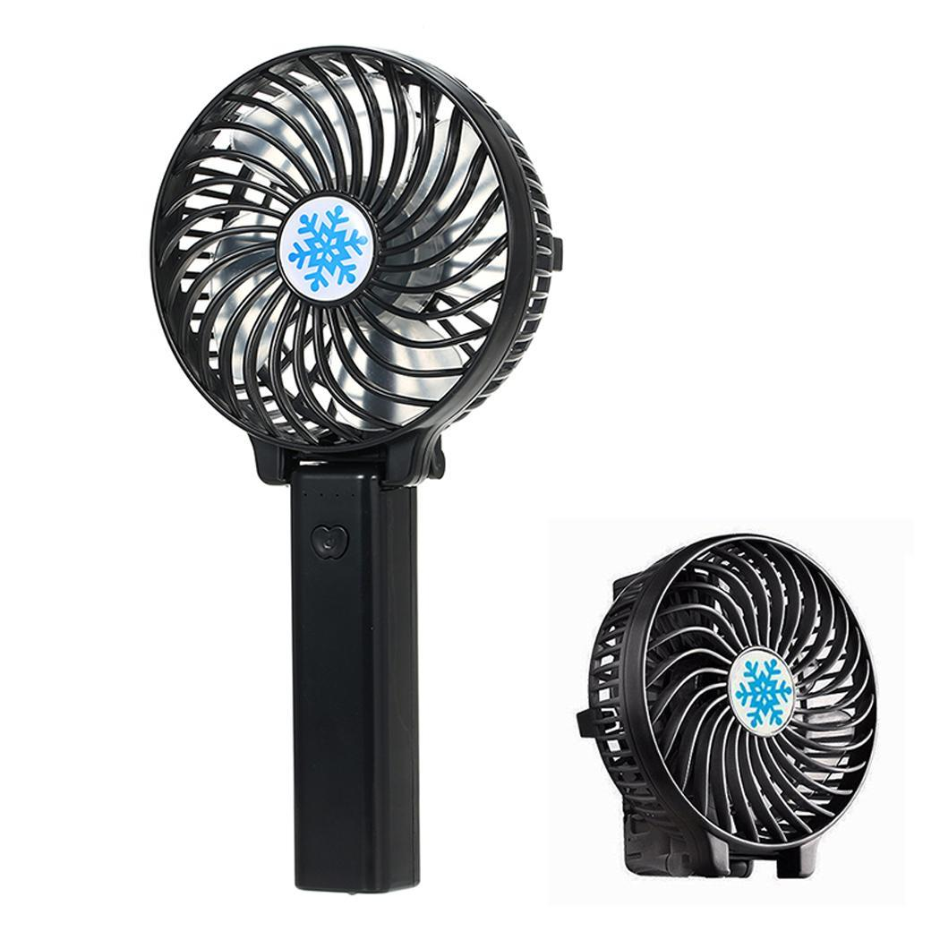 Portable Mini USB Fan Foldable Air Conditioning Fans Hand Held Cooling Fan Rechargeable Fan battery not includeAir Cooler Price $3.99