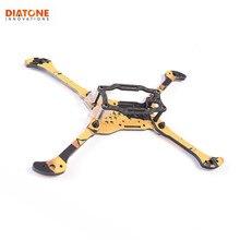 Diatone 2019 GT R MK3 5 Pollici 200 millimetri 73g Passo 6 millimetri Braccio In Fibra di Carbonio Kit Telaio per RC Drone FPV Modelli Da Corsa Parte Acc