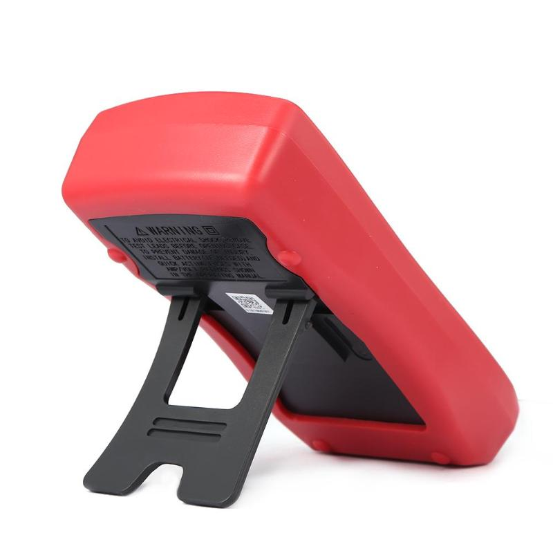 UNI-T UT107 LCD multimètre numérique portable automobile voiture compteur AC DC voltmètre testeur de courant tension Instrument - 5