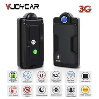 VJOYCAR 3G Car GPS Tracker TK05GSE 3G 5000mAh Rechargeable Battery Locator Powerful Magnet FREE Tracking Software Platform APP