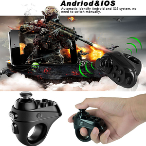 Image 5 - DOITOP Mini Ring game handle Gamepad Entertainment USB Bluetooth 4.0 Black Remote Controller Wireless Joystick For IOS Android