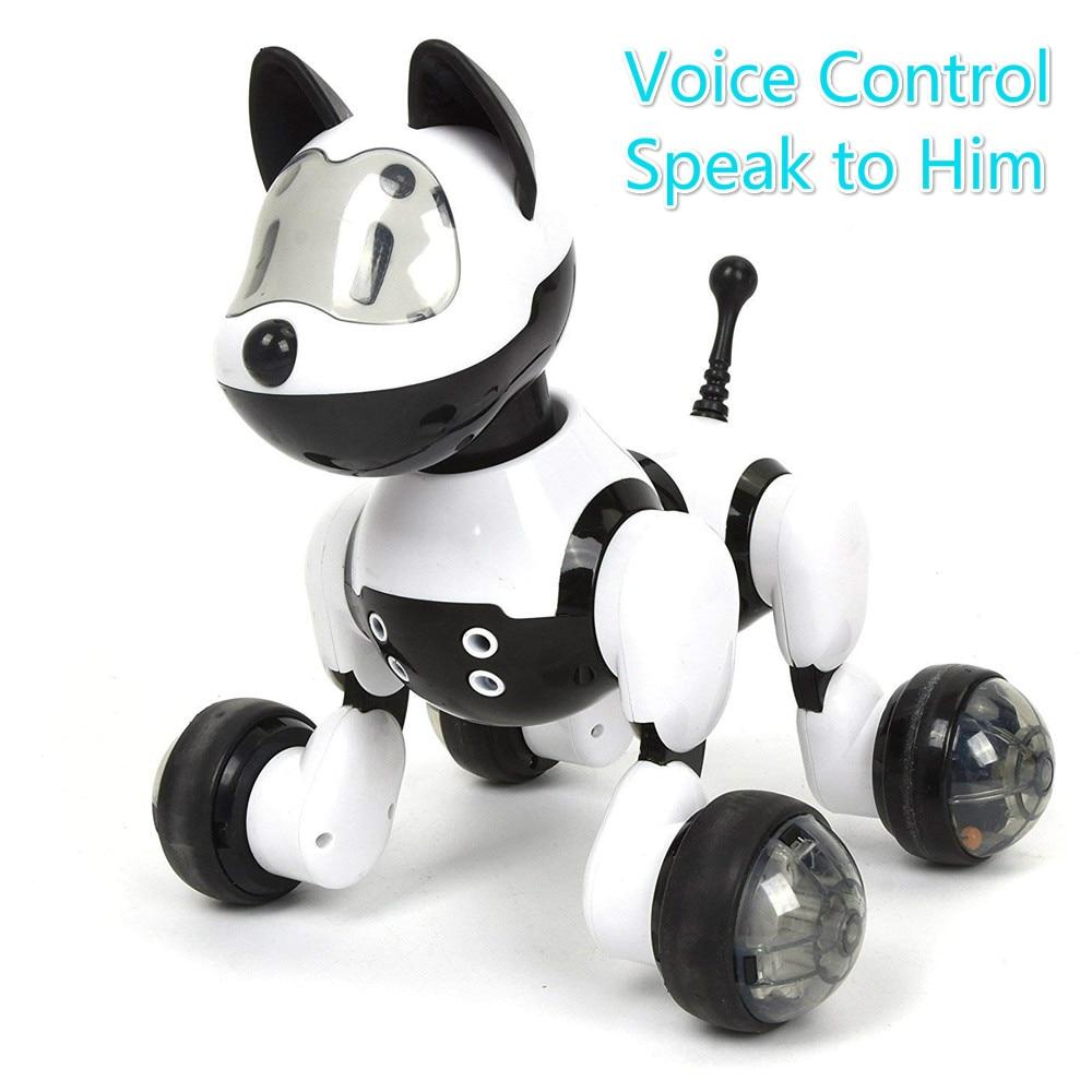 Youdi Voice Control Dog and Cat Smart Robot Electronic Pet Interactive Program Dancing Walk Robotic Animal Toy Gesture Following clothes iron