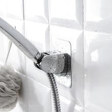 Крючок для ванной комнаты, регулируемый душевой кронштейн, настенное крепление, бесшовная насадка для душа