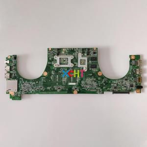 Image 2 - CN 0R6R4V 0R6R4V R6R4V DA0JW8MB6F1 w I3 3217U מעבד w N13P GV2 S A2 GPU עבור Dell Vostro 5460 מחשב נייד האם מחשב נייד