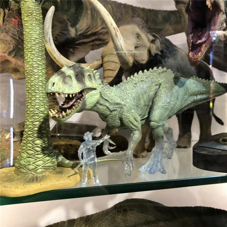 Limitation of Night Tour of King of Dragon Rage in Jurassic Fanaticism Picture Series by Benxinnan-in Action & Toy Figures from Toys & Hobbies    1