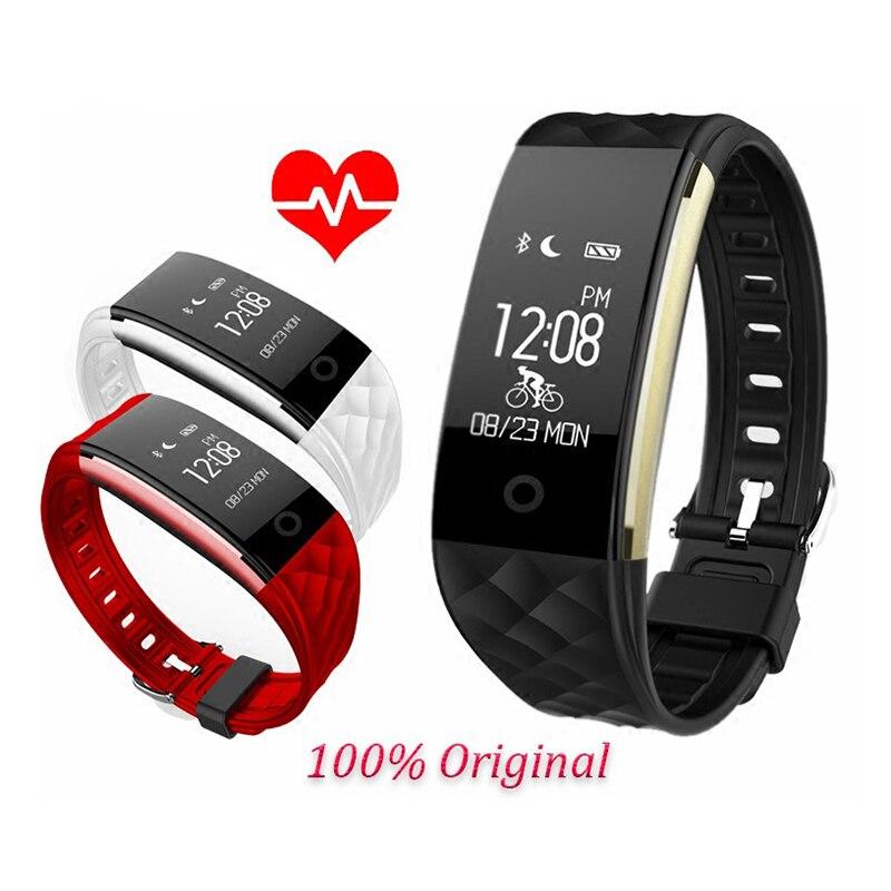 Bracelet intelligent moniteur de fréquence cardiaque Smartband Fitness moniteur de pression artérielle Bracelet de sport numérique équipement médical nouveau