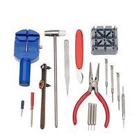 16 Thing Repair Tools Combination Tools Watch Change Battery Tools DIY Repair Combination Set