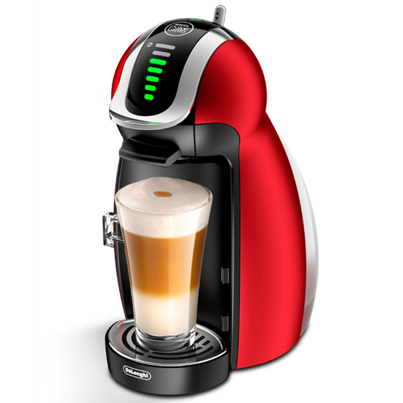 Coffee Maker  Edg / 466 Small Penguin Capsule Coffee Machine Suit Household Small-sized Fully Automatic