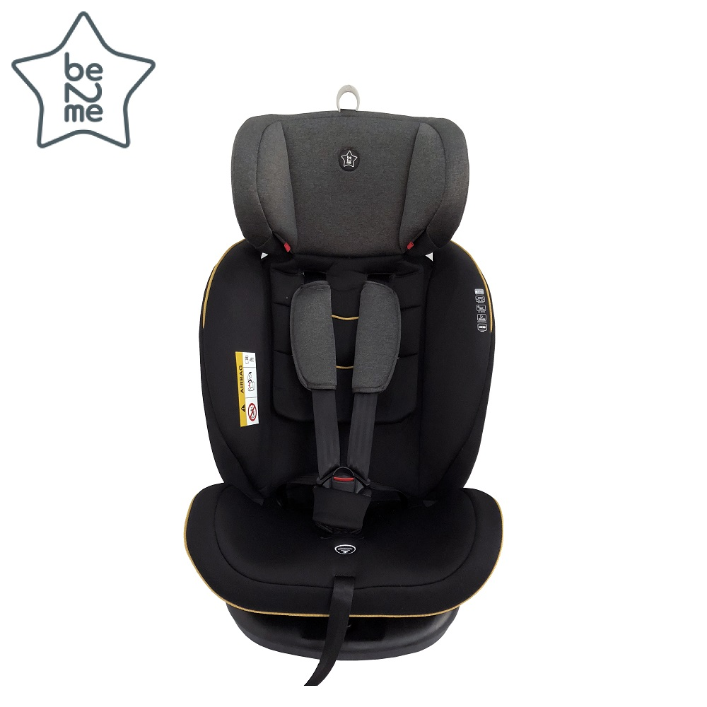 Child Car Safety Seats Be2Me 341430 for girls and boys Baby seat Kids Children chair autocradle booster Gray ST-3 free shipping multi function children eat chair the baby chair distribution castor