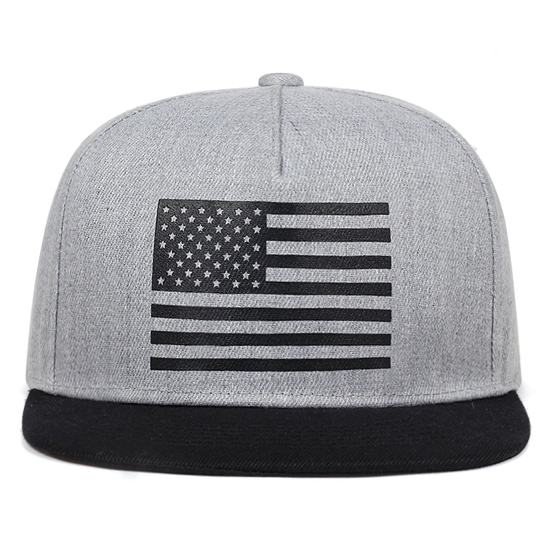 019 new  American flag print Baseball Cap Mens hip hop Snapback caps Street cool fashion street dance hat Men Womens Casual hats