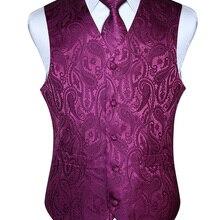 Мужской жилет, жилет, вечерние, свадебные, платок, галстук, классический, с узором пейсли, в клетку, Цветочный, жаккардовый, карманный, квадратный галстук, костюм