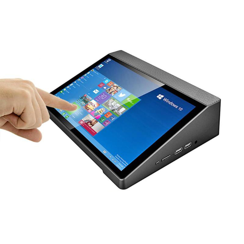 10.1 Win10 Touch Screen Mini PC Quad Core 1920x1200 IPS Intel Cherry Trail T3 Z8350 2G /4G di RAM 32G ROM WiFi Media Player10.1 Win10 Touch Screen Mini PC Quad Core 1920x1200 IPS Intel Cherry Trail T3 Z8350 2G /4G di RAM 32G ROM WiFi Media Player