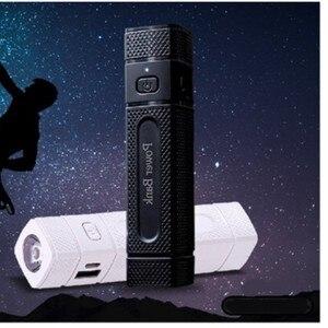 Image 4 - パワーバンク diy 1 18650 バッテリー led 懐中電灯コンパス usb の充電器電話 usb ガジェット