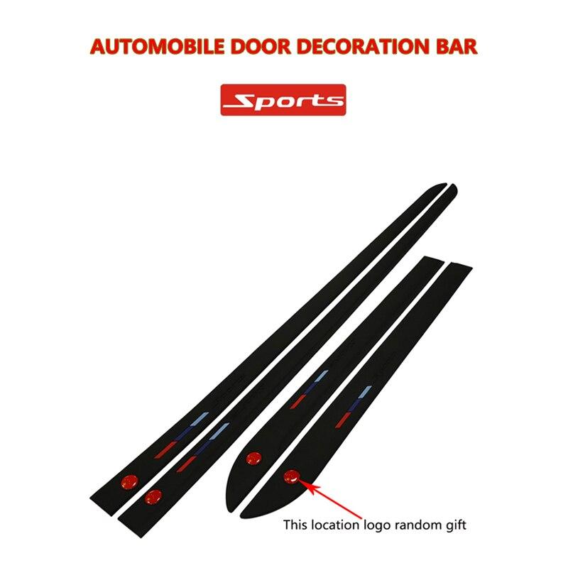 Protection de carrosserie voiture rayure Anti-collision bande décorative voiture style pour saab 9-3 9-5 93 95 900 9000 accessoires de voiture