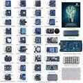 SunFounder 37 Módulos Mega 2560 Kit de V2.0 para Arduino UNO R3 Mega2560 Mega328 Nano