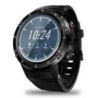 Zeblaze Тор 4 плюс 4G Smartwatch Android 7,1 1 ГБ оперативная память 16 ГБ Встроенная с камера 580 мАч Спорт Фитнес Трекер Смарт часы