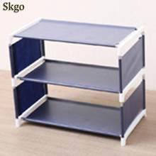 Storage Modern Shoe Layers Solid 3 Stand Living 4 Multi-layers Bedroom Rack Shelves room Layers Multi-functional(China)