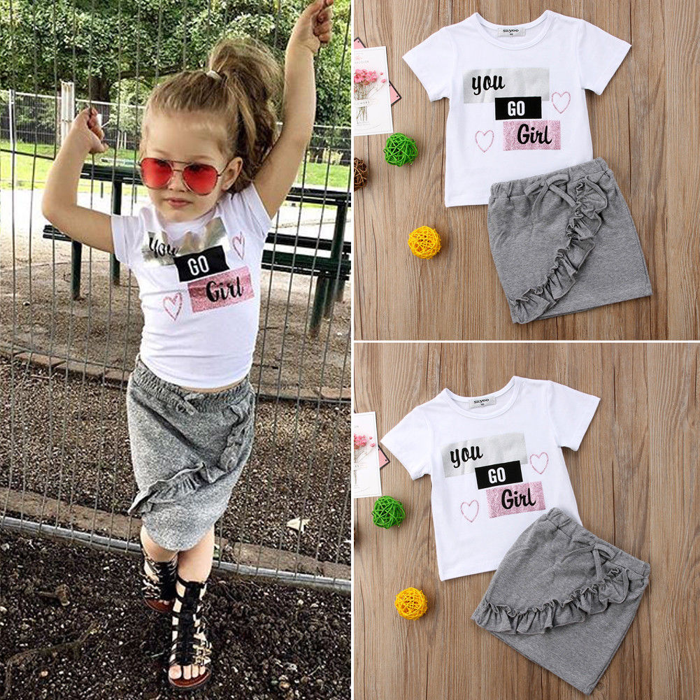 Fever Ill 100/% Cotton Toddler Baby Boys Girls Kids Short Sleeve T Shirt Top Tee Clothes 2-6 T