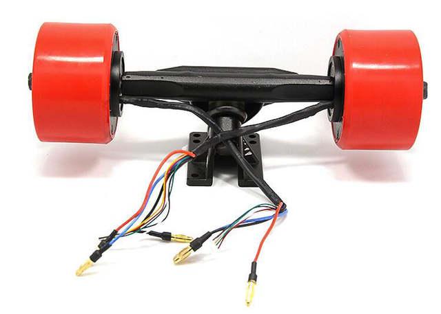 US $42 05 18% OFF|High Quality Skateboard Hub Motor DIY Electric Skateboard  Easy Assemble Wheel 5065 Motor For DIY Electric Skateboard Longboard-in