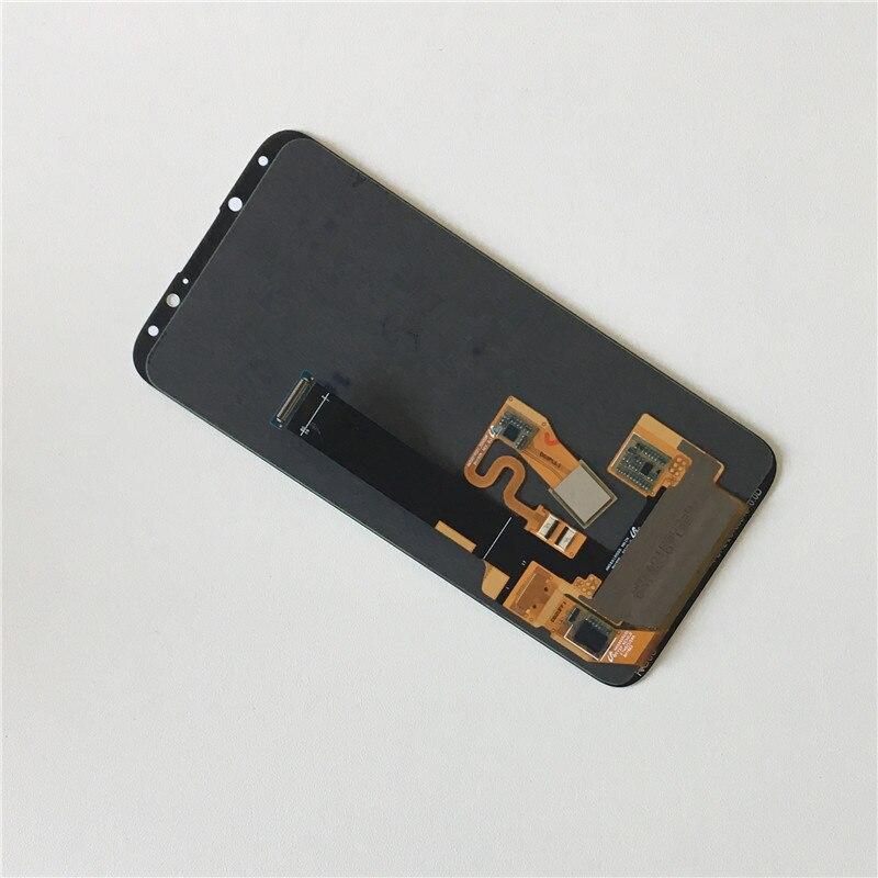 D'origine Pour 6.0 Meizu 16X16 X 16x M872Q Axisinternational super Amoled écran LCD display + tactile panneau digitizer pour 16X M872Q
