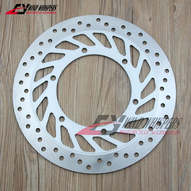 Motorcycle Front Disc Brake Rotor For Honda VF250 Magna 250-in Brake Disks from Automobiles & Motorcycles    3