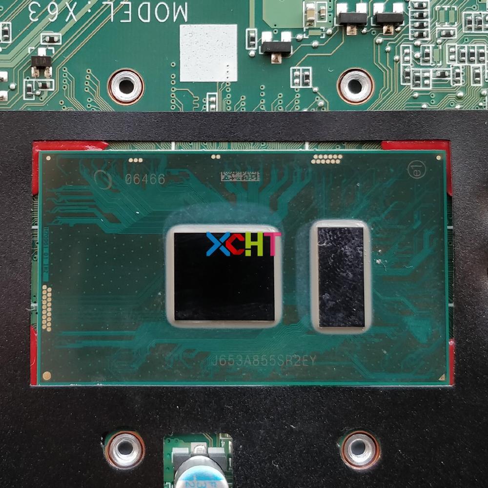 830931 601 830931 001 W I5 6200U CPU DA0X63MB6H1 REV : H For HP Probook 450 G3 Notebook PC Laptop Motherboard Mainboard