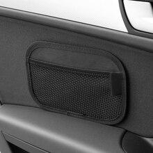 Автомобильная сетка для хранения, сумка для хранения, карманный органайзер для стайлинга автомобиля, аксессуары для интерьера автомобиля, органайзер для укладки