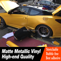 hornet yellow Matte Metallic pearl metal yellow Wrapping film Full Vehicle Wraps & Graphics real picture show