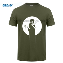 GILDAN Sandman Comic Cartoon T Shirt Tee Mens 2018 New Shirts Printing Men Clothing Latest White Style