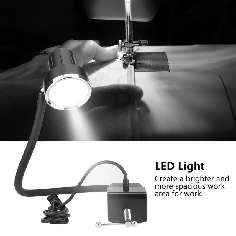 5W Industrial Sewing Light 30 LEDs Light Lamp For Sewing