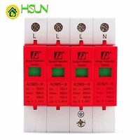 STYHOMSUN ADM5 80KA 4P Power Lightning Protection Organ Surge protector Protect Organ Power Supply Lightning Protection