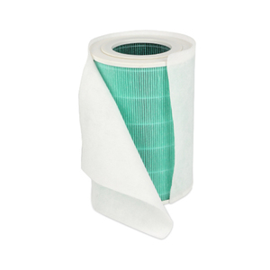 Image 3 - 20 piezas de algodón electrostático para reemplazo xiaomi mi purificador de aire pro/1/2 universal marca purificador de aire filtro Hepa
